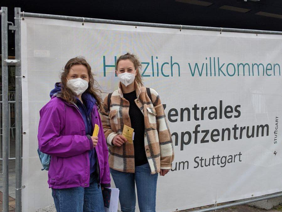 Erfolgreiche Impfaktionen für den Stuttgarter Sport